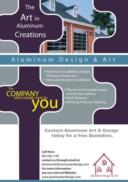 Graphic Design Marketing Collaterals