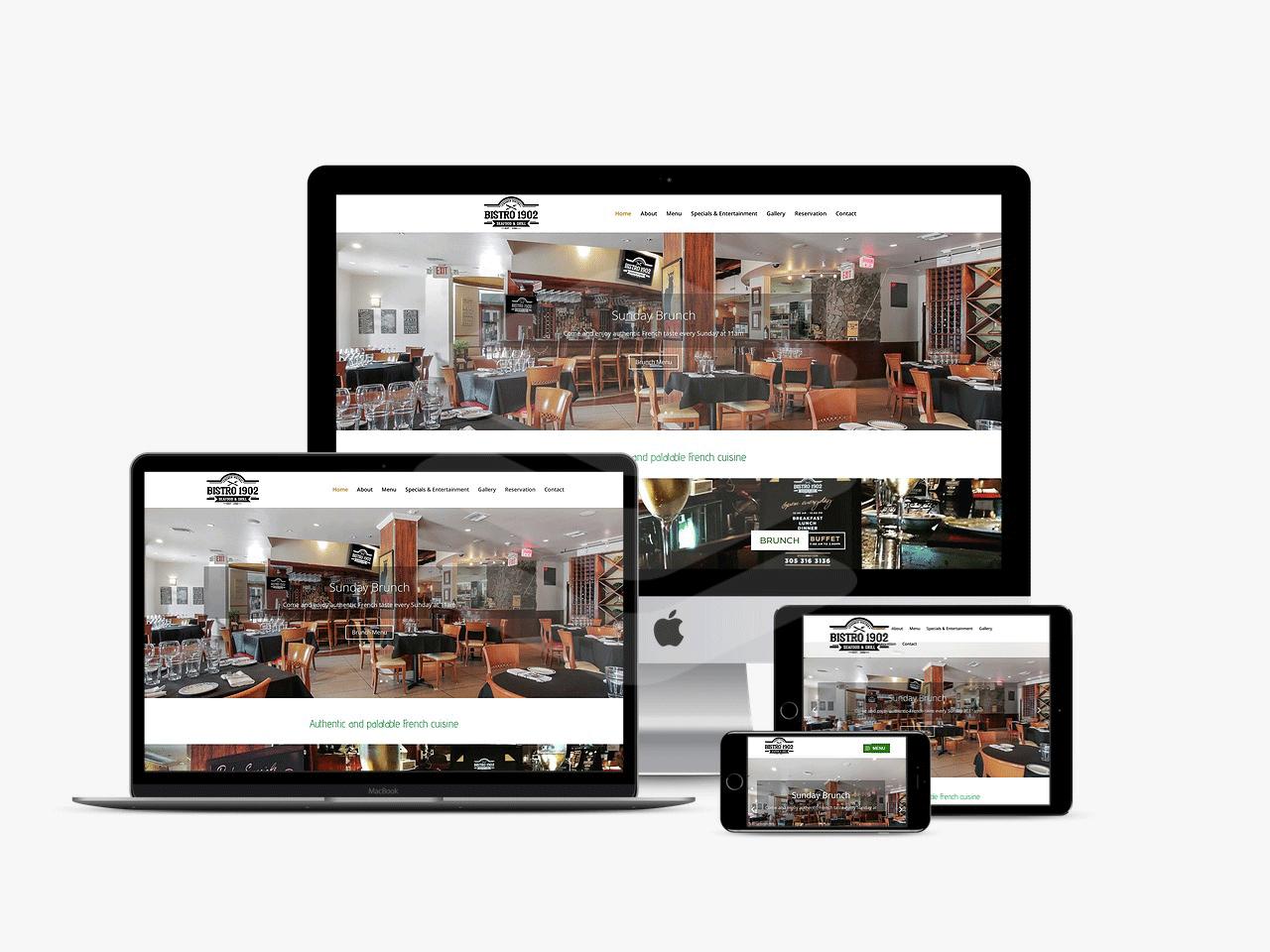 Web Design Portfolio 18