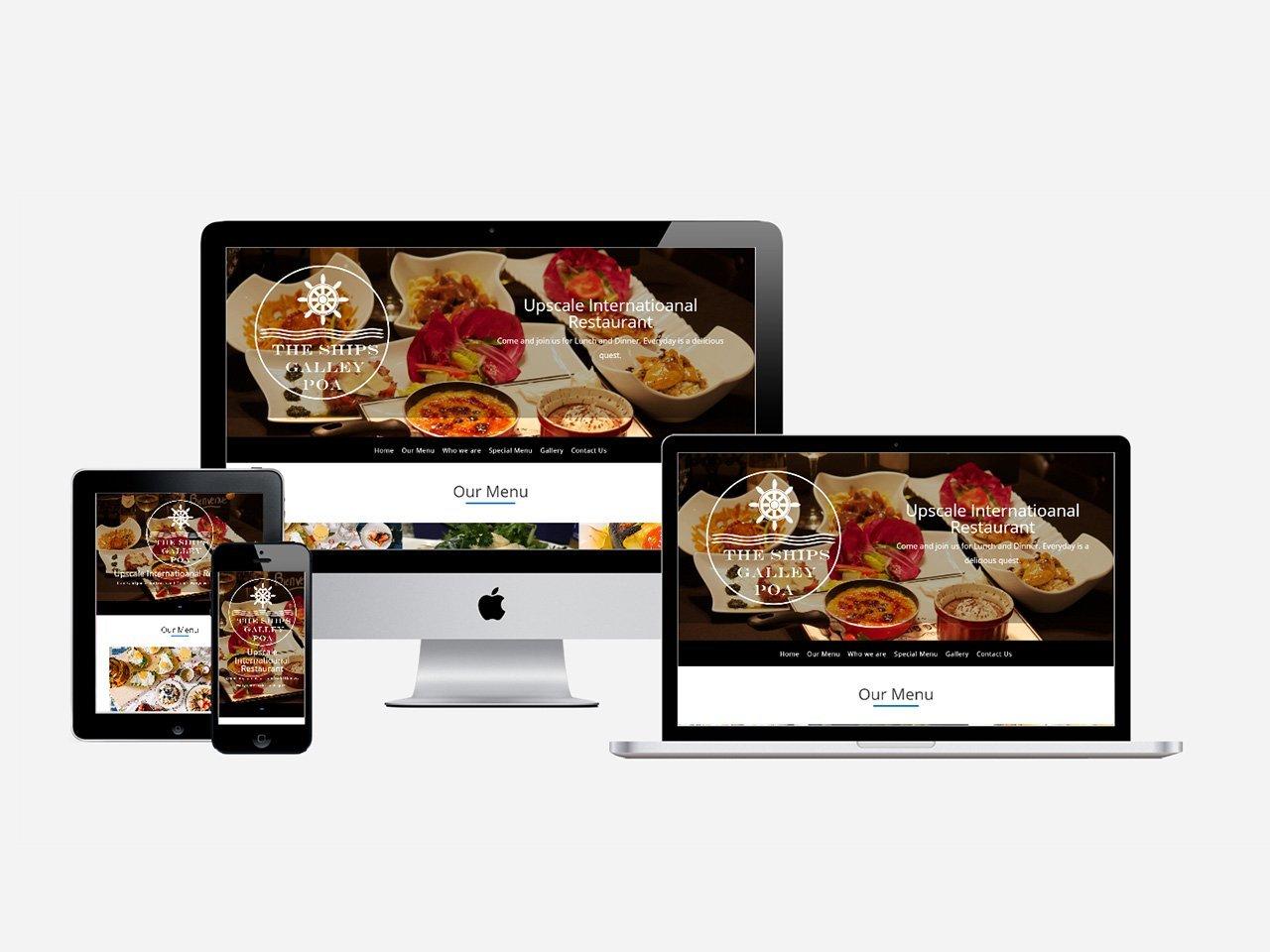 Web Design Portfolio 12