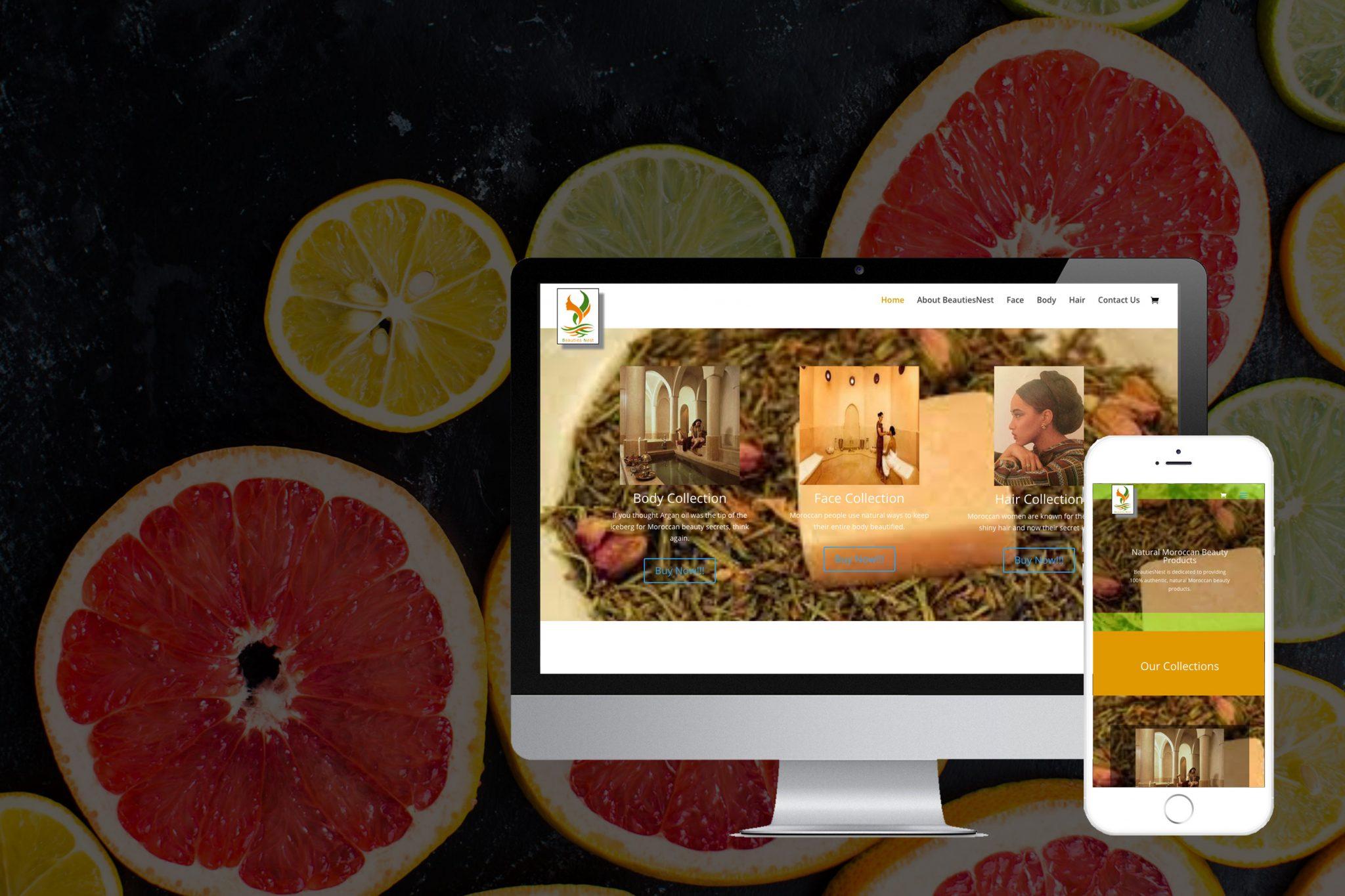 Beauties nest website